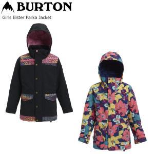 19 BURTON Girls Elster Parka Jacket (K) バートン エルスター ジャケット スノーボードウエア 18-19 2018|extreme-ex