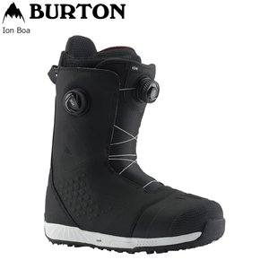 19 BURTON ION BOA Black ASIAN FIT  バートン アイオン ボア 19Snow|extreme-ex