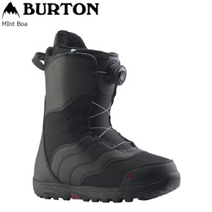 19 BURTON MINT BOA Black (W) バートン ミント ボア 19Snow|extreme-ex