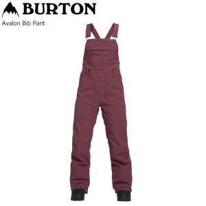 19 BURTON Avalon Bib Pant (W) バートン アバロン ビブ パンツ スノーボードウエア 18-19 2018|extreme-ex