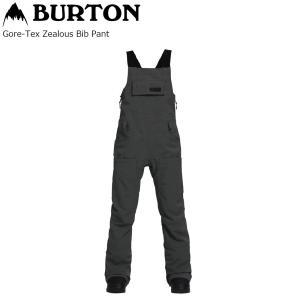 19 BURTON Gore-Tex Zealous Bib Pant (W) バートン ゴアテックス ゼラス ビブ パンツ スノーボードウエア 18-19 2018|extreme-ex