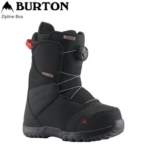 19 BURTON ZIP LINE BOA Black (Y) バートン ジップライン ボア 19Snow|extreme-ex