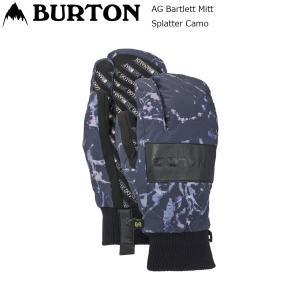 19 Burton AG Bartlett SplatterCamo バートン アナログ バーレット ミトン スノーグローブ extreme-ex