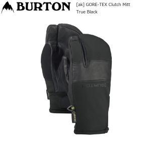 19 Burton [ak] GORE-TEX Clutch Mitt T.Black バートン エーケー クラッチ ゴアテックス ミトン スノーグローブ extreme-ex