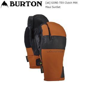 19 Burton [ak] GORE-TEX Clutch Mitt Maui Sunset バートン エーケー クラッチ ゴアテックス ミトン スノーグローブ extreme-ex