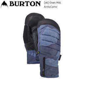 19 Burton [ak] Oven Mitt ArcticCamo バートン エーケー オーブン ミトン スノーグローブ extreme-ex