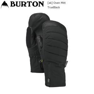 19 Burton [ak] Oven Mitt TrueBlack バートン エーケー オーブン ミトン スノーグローブ extreme-ex
