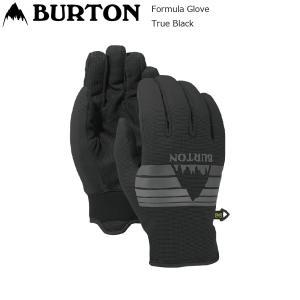 19 Burton Formula Glove T.Black バートン フォーミュラ スプリンググローブ スノーグローブ extreme-ex