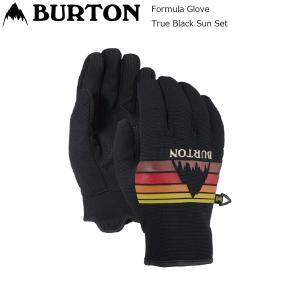 19 Burton Formula Glove TrueBlackSunSet バートン フォーミュラ スプリンググローブ スノーグローブ extreme-ex