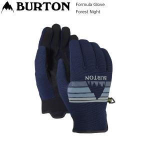 19 Burton Formula Glove Forest Night バートン フォーミュラ スプリンググローブ スノーグローブ extreme-ex