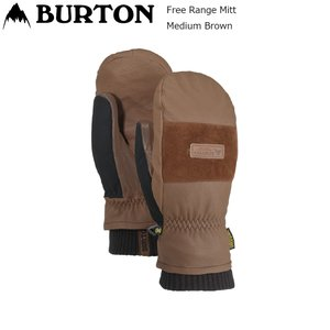 19 Burton Free Range Mitt M.Brown バートン フリーレンジ ミトン スノーグローブ extreme-ex