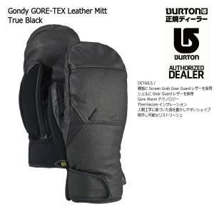18 BURTON GONDY GORE-TEX LEATHER MITT 4カラー バートン エーケー ゴンディー ゴアテックス レザー ミトン スノーグローブ 17-182017 2017-18|extreme-ex