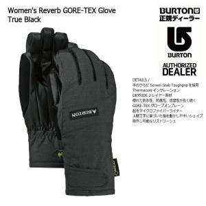 18 BURTON W REVERB GOTE-TEX GLOVE 3カラー バートン レディース リバーブ ゴアテックス グローブ スノーグローブ 17-182017 2017-18|extreme-ex