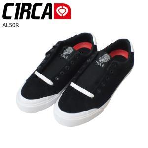 C1RCA 17SP AL50R Black/White/White サーカ スケートシューズ エイドリアンロペス|extreme-ex