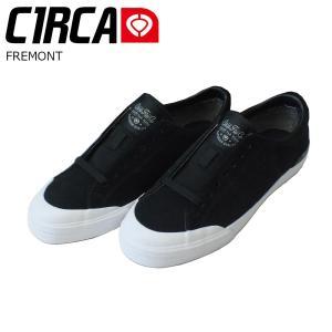 C1RCA 17SP FREMONT Black/Paloma/White サーカ スケートシューズ フレモント|extreme-ex