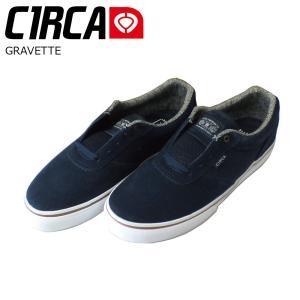C1RCA 17SP GRAVETTE DressBlue/White サーカ スケートシューズ デヴィッド グラヴェット|extreme-ex