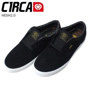 C1RCA 17SP HESH2.0 Black/Gold サーカ スケートシューズ ヘッシュ テイラー・カービー|extreme-ex