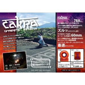 CAKRA Wheels チャクラウィール スケートボード ソフトウィール スケボー スライドウィール|extreme-ex