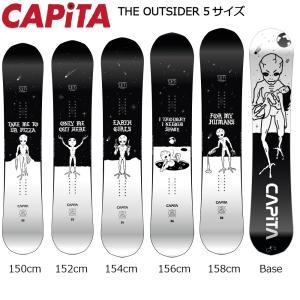 18 CAPITA THE OUTSIDERS キャピタ アウトサイダー 5サイズ 17-18 2017-18|extreme-ex