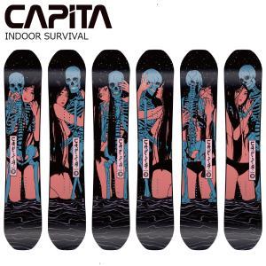 予約商品 5大特典付 19 CAPITA INDOOR SURVIVAL キャピタ インドアーサバイバル キャンバー 19Snow スノーボード|extreme-ex