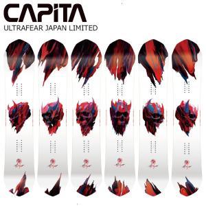 予約商品 5大特典付 19 CAPITA ULTRAFEAR JAPAN LIMITED キャピタ ウルトラフィア ゼロキャンバー 19Snow スノーボード|extreme-ex