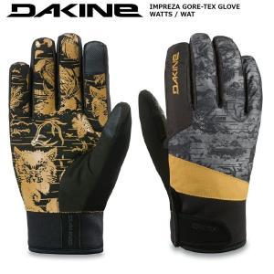 18 DAKINE IMPREZA GORE-TEX GLOVE 3カラー ダカイン インプレッサ ゴアテックス グローブ スノーグローブ 17-182017 2017-18|extreme-ex