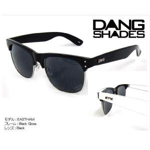 DANG Shades EASTHAM Black Gloss x Black vidg00092 カラーレンズ トイサングラス ダン・シェイディーズ|extreme-ex