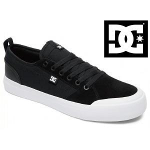 17SM DC shoes EVAN SMITH S BLW (BLACK/WHITE) ディーシー シューズ エヴァンスミス プロショップ限定モデル SK8 スケートシューズ|extreme-ex