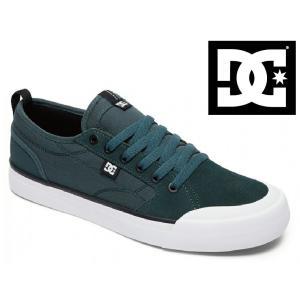 17SM DC shoes EVAN SMITH S DJU (DEEPJUNGLE) ディーシー シューズ エヴァンスミス プロショップ限定モデル SK8 スケートシューズ|extreme-ex