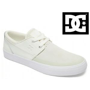 17SM DC shoes WES KREMER2 S CRE (CREAM) ディーシー シューズ ウエス クレマー プロショップ限定モデル SK8 スケートシューズ|extreme-ex