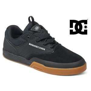 17SP DC shoes COLE 3 S BL0 (BLK/GUM) ディーシー シューズ クリスコール プロショップ限定モデル SK8 スケートシューズ|extreme-ex