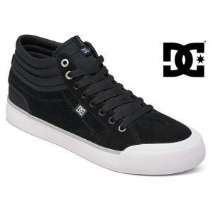 17SP DC shoes EVAN SMITH HI S BLW (BLK/WHT) ディーシー シューズ エバンスミス ハイカット プロショップ限定モデル SK8 スケートシューズ|extreme-ex