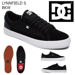 18SP DC Shoes LYNNFIELD S BKW (BLACK/WHITE) ディーシーシューズ リンフィールド ショップ限定 Sシリーズ SK8|extreme-ex
