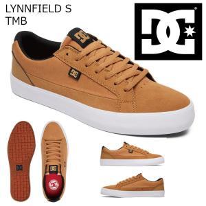 18SP DC Shoes LYNNFIELD S TMB (TIMBER) ディーシーシューズ リンフィールド ショップ限定 Sシリーズ SK8|extreme-ex