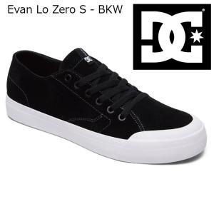 18SS DC Shoes EVAN SMITH Lo Zero S BKW(Black/White) ディーシーシューズ エヴァンスミス ショップ限定 Sシリーズ SK8|extreme-ex