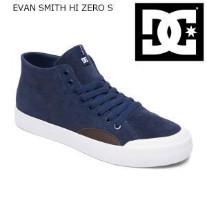 18FW DC Shoes EVAN SMITH Hi Zero S NC5(NavyWhite) ディーシーシューズ エヴァンスミス ショップ限定 Sシリーズ SK8|extreme-ex