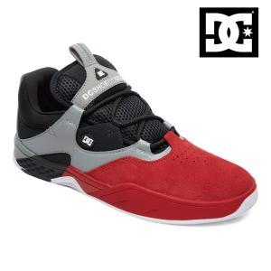 19SP DC Shoes KALIS S XRKS(RedBlack) ディーシーシューズ ジョシュカリス ショップ限定 Sシリーズ SK8|extreme-ex