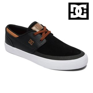 19SP DC Shoes WES KREMAER2 S XKKC(BLKBRNWHT) ディーシーシューズ ウエスクレーマー ショップ限定 Sシリーズ SK8|extreme-ex