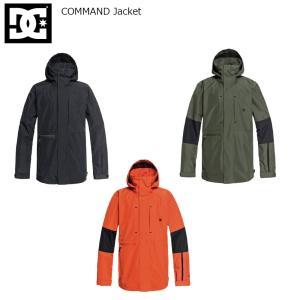 予約商品 19 DC Shoes COMMAND Jacket ディーシー コマンド ジャケット スノーボードウエア 18-19 2018 19Snow|extreme-ex