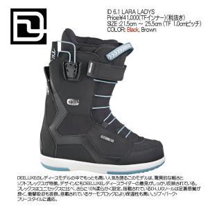 17 DEELUXE (W) ID LARA TF BLACK Boots アイディ―ララ ブーツ フリースタイル 16 - 17 スノーボード ブーツ ディーラックス 2017|extreme-ex