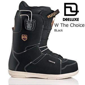 18 DEELUXE Choice TF Black ディーラックス チョイス  サーモインナー 熱成型 スノーボード ブーツ 17-18 2017 2017-18|extreme-ex