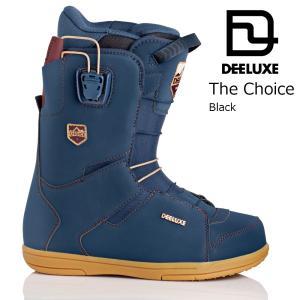 18 DEELUXE Choice TF Navy ディーラックス チョイス  サーモインナー 熱成型 スノーボード ブーツ 17-18 2017 2017-18|extreme-ex