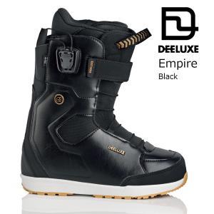 18 DEELUXE EMPIRE TF Black ディーラックス エンパイヤ サーモインナー 熱成型 スノーボード ブーツ 17-18 2017 2017-18|extreme-ex