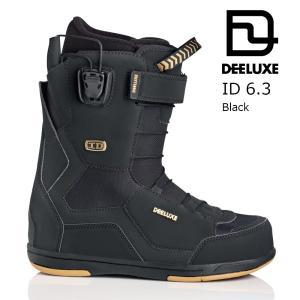 18 DEELUXE ID 6.3 TF Black ディーラックス アイディ―  サーモインナー 熱成型 スノーボード ブーツ 17-18 2017 2017-18|extreme-ex