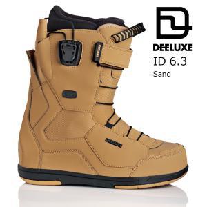 18 DEELUXE ID 6.3 TF Sand ディーラックス アイディ―  サーモインナー 熱成型 スノーボード ブーツ 17-18 2017 2017-18|extreme-ex