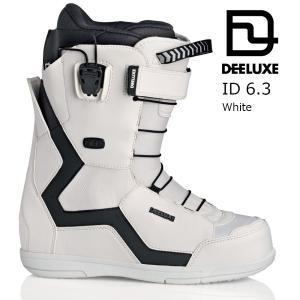18 DEELUXE ID 6.3 TF White ディーラックス アイディ―  サーモインナー 熱成型 スノーボード ブーツ 17-18 チームカラー2017 2017-18|extreme-ex