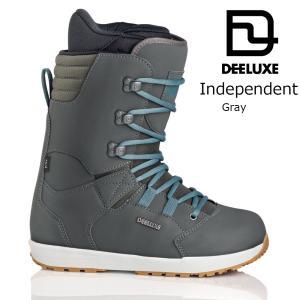 18 DEELUXE INDEPENDENT TF Grey ディーラックス インディペンデント サーモインナー 熱成型 スノーボード ブーツ 17-18 2017 2017-18|extreme-ex