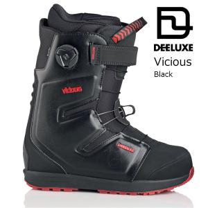 18 DEELUXE VICIOUS TF Black ディーラックス ビシャス サーモインナー 熱成型 スノーボード ブーツ 17-18 2017 2017-18|extreme-ex