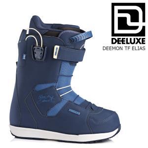 予約商品 3大特典付 19 DEELUXE DEEMON TF ELIAS ディーラックス ディーモン サーモインナー 熱成型 スノーボードブーツ 18-19 2018|extreme-ex