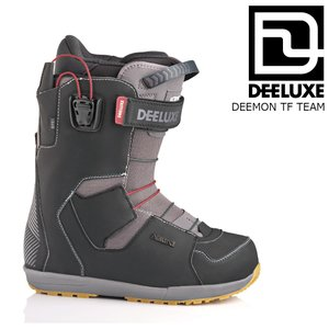 予約商品 3大特典付 19 DEELUXE DEEMON TF TEAM ディーラックス ディーモン サーモインナー 熱成型 スノーボードブーツ 18-19 2018|extreme-ex